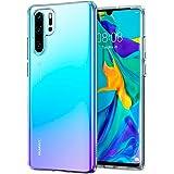 Spigen Liquid Crystal Designed for Huawei P30 Pro Case (2019) - Crystal Clear