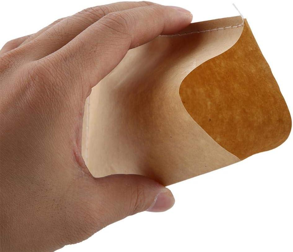 Sacchetti di Carta Kraft Vintage da 100 Pezzi 9 * 13cm Sacchetto di polline per Fattoria di Mais Ibrido con Semi ibridi Tasca per Semi Tasca per Semi di Snack