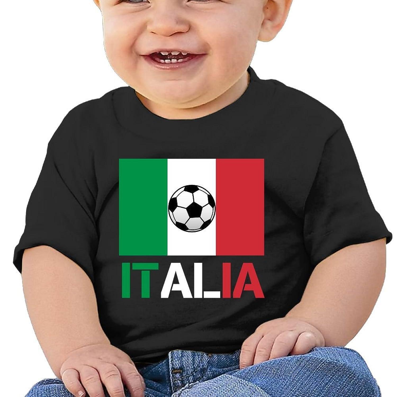 Anye Hf Italia Flag Soccer Baby Girls Tee Shirt 5wefj0903593 18 99