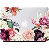 "Lapac MacBook Pro 15.4"" Retina Case Floral, A1398 MacBook Pro 15 inch Case Hard Shell Case for MacBook Pro Model A1398…"