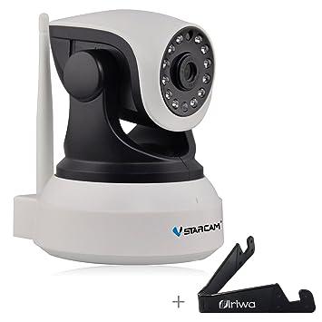 Vstarcam IP Caméra 720P HD Webcam Sécurité de Surveillance Caméra ...