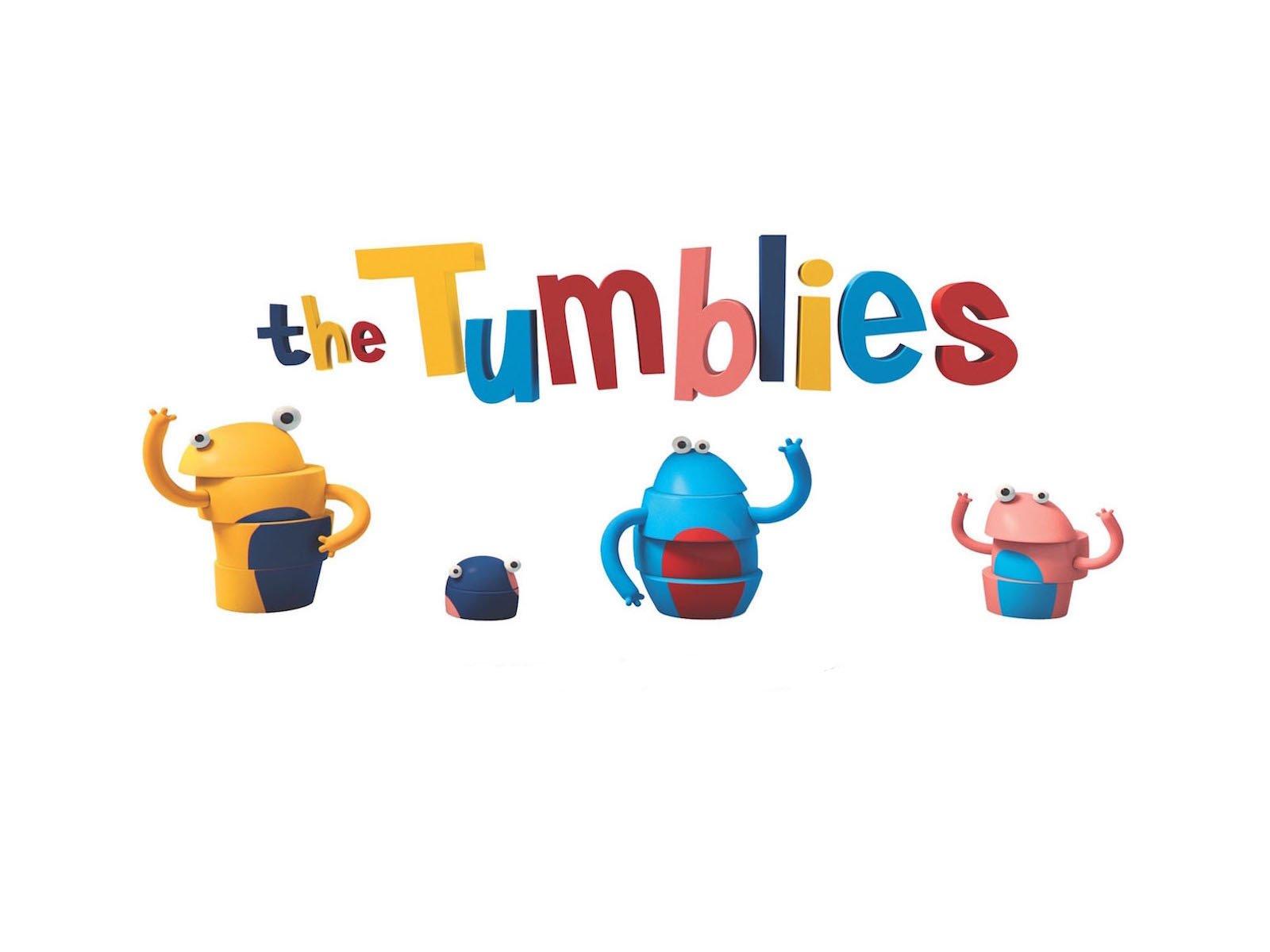Amazon.com: The Tumblies: Patrick Raats, Joris & Marieke Job ...