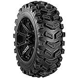 Carlisle X-Trac Lawn & Garden Tire - 13X4.00-6 2-Ply, Tire Only