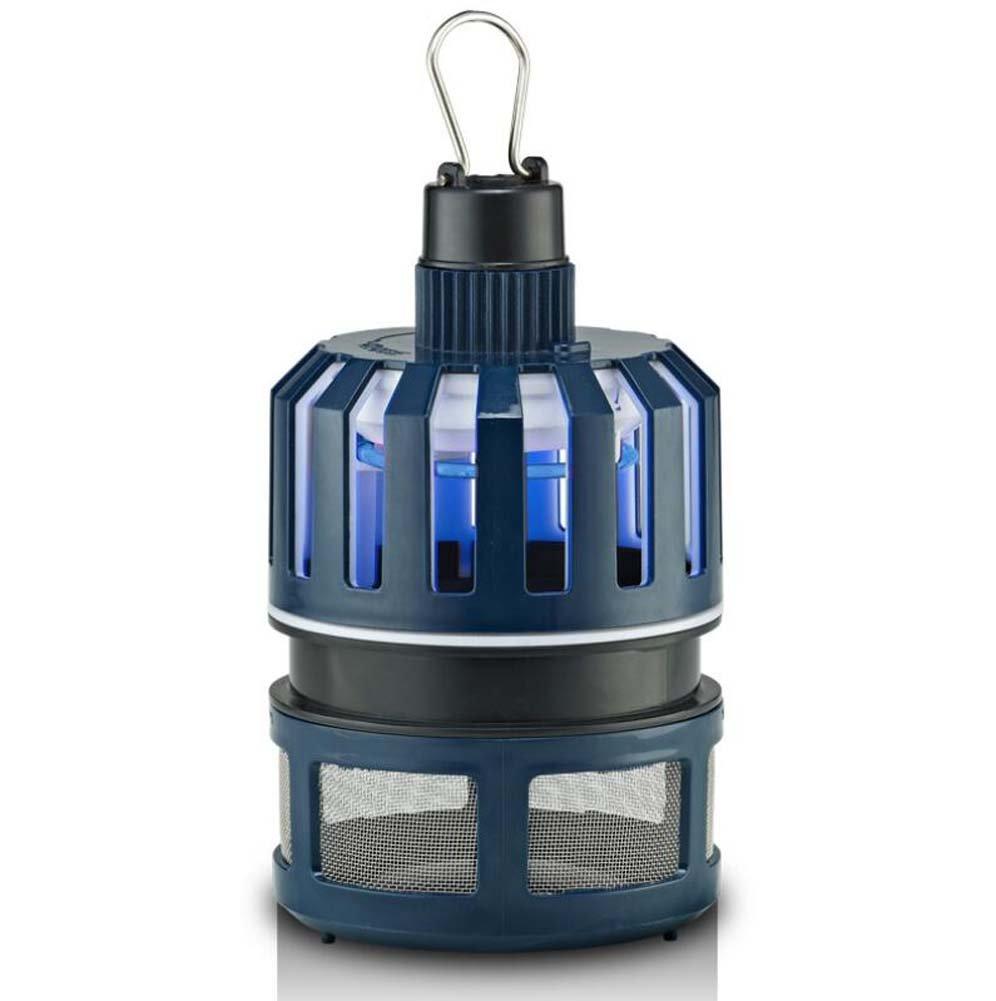 Antiparassitario elettronico professionale dell'interno, insetto portatile Zapper, ultra silenzioso, nessuna radiazione, lampada di assassino della zanzara della famiglia di protezione dell'ambiente,