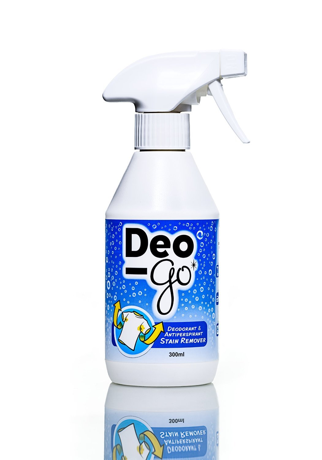 Deo-go desodorante antitranspirante y quitamanchas - 300 ml: Amazon.es: Hogar