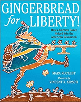 Image result for gingerbread for liberty