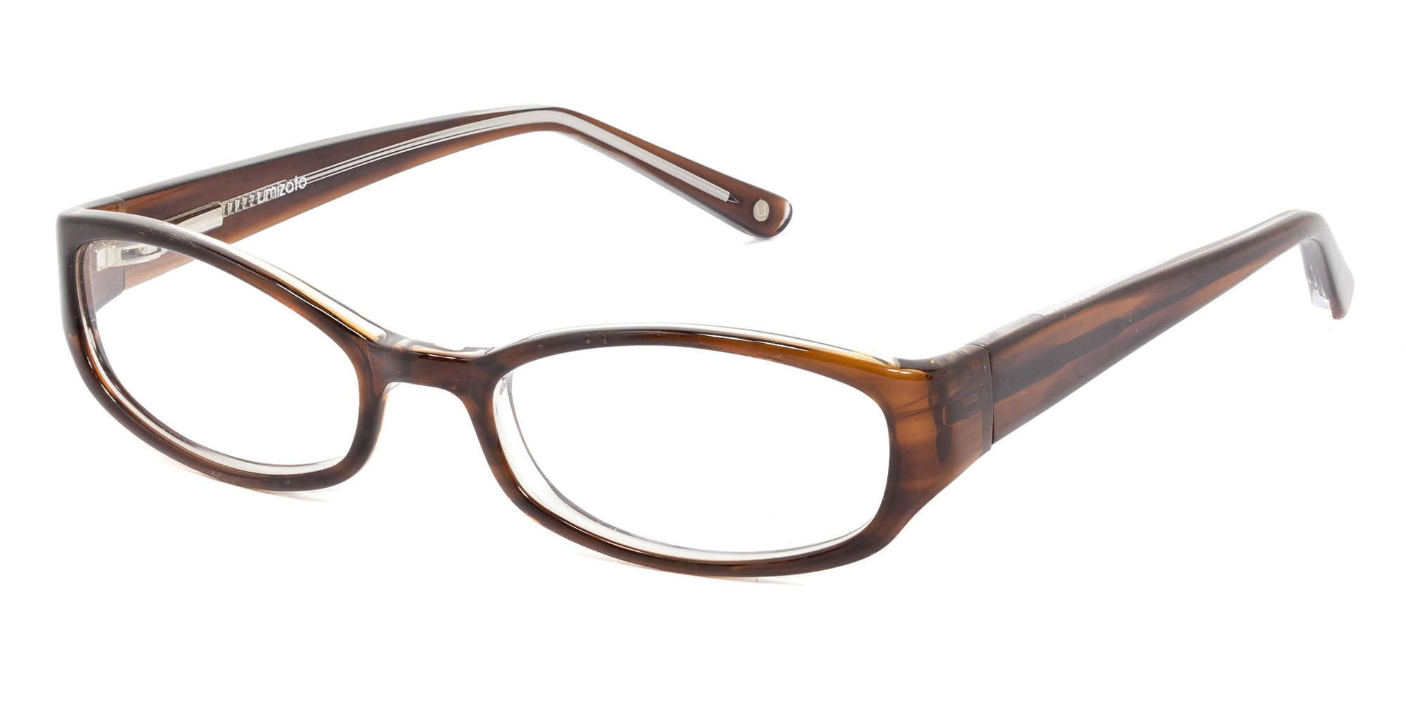 UMIZATO Prescription Glasses Frames For Women, Designer Eyeglasses (ALEXANDRIA Sienna)