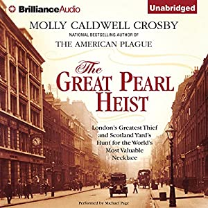 The Great Pearl Heist Audiobook