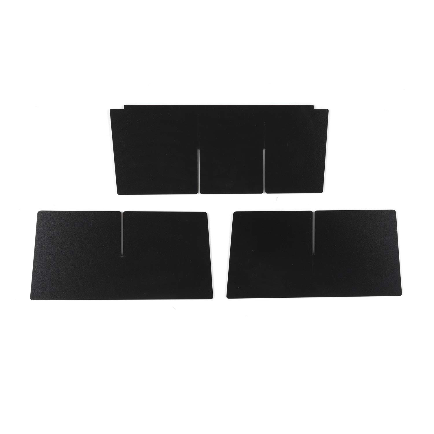 Voodonala Center Console Organizer for Ford F150 2009-2014 Armrest Box Clapboard