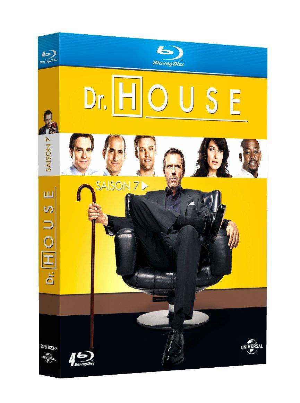 Dr House - Saison 7 [Blu-ray]
