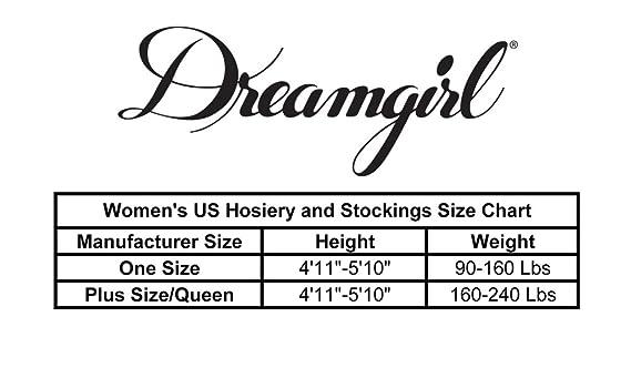 Dreamgirl Porte Jarretelles avec Bas Intégrés Noir Grande Taille 44 50   Amazon.fr  Hygiène et Soins du corps 0b6f5db31e7