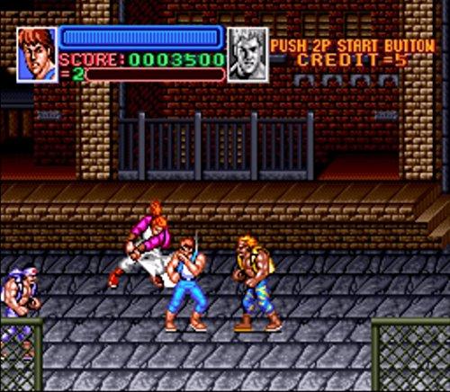 Retroism Return of Double Dragon (SNES Compatible) - Super NES