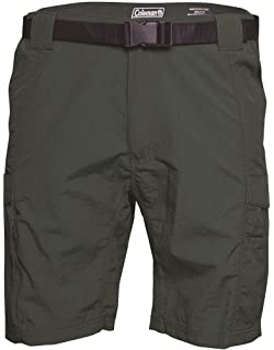 a575c95c53 Coleman Men's Hiking Cargo Shorts with Belt Ideal for Inclement ...
