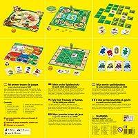 HABA Primer Tesoro de Juegos-ESP (302243): Amazon.es: Juguetes y juegos