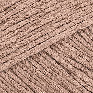 Sirdar Cotton Rich Aran 100g - 008 Nutmeg by Sirdar