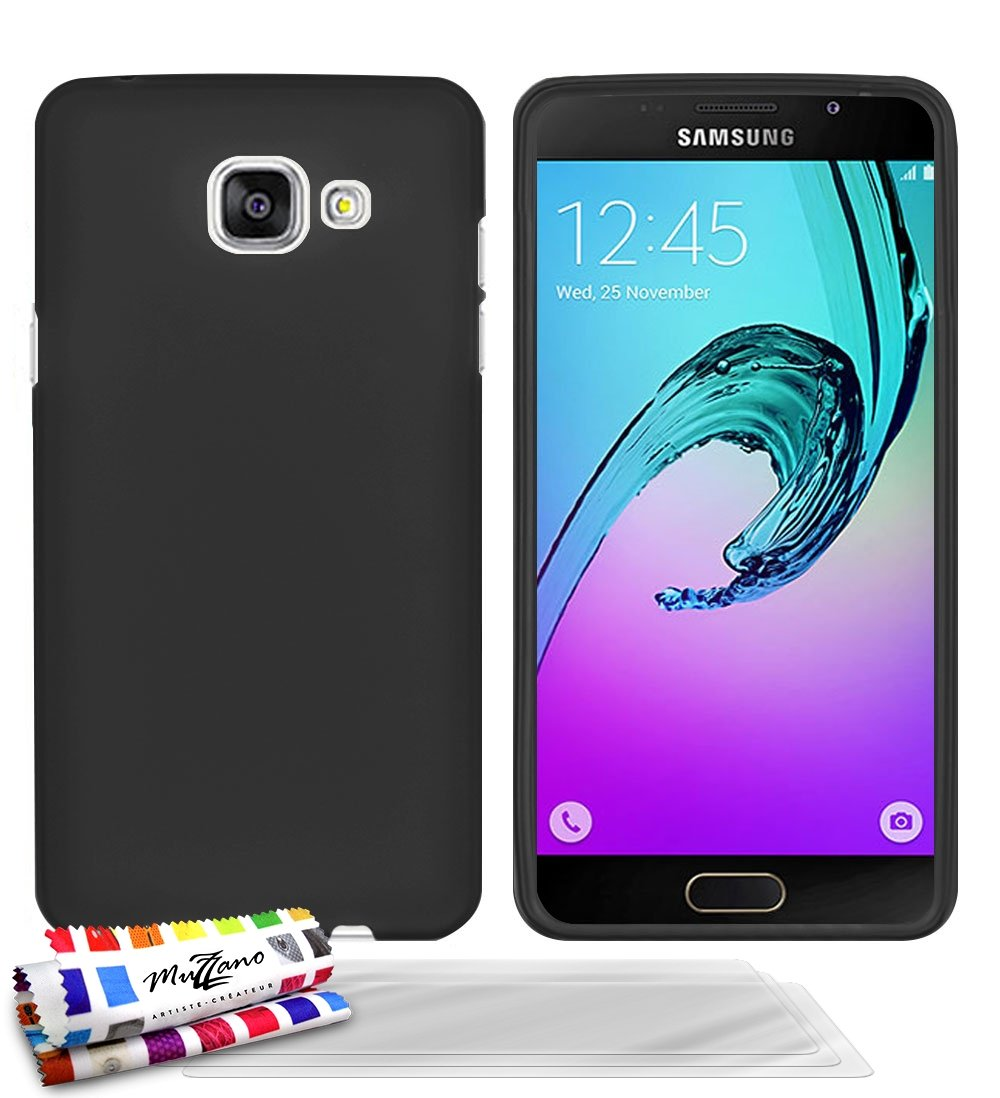 classique styles divers qualité authentique Muzzano Ultra-Slim Soft Case for Samsung Galaxy A5: Amazon ...