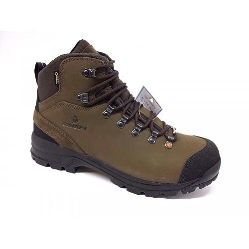 CRISPI Heio Tinde GTX Brown Goretex Cf4280 Scarponi Trekking Scarpe Uomo   Amazon.it  Scarpe e borse 306eb1c7a67
