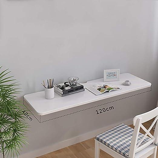 ZCJB Mesa De Pintura De Piano Plegable para Espacio Estrecho, Mesa ...