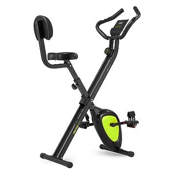 Klarfit X-Bike XBK700 Pro • Bicicleta estática • Bicicleta Fija de Cardio • Ergómetro