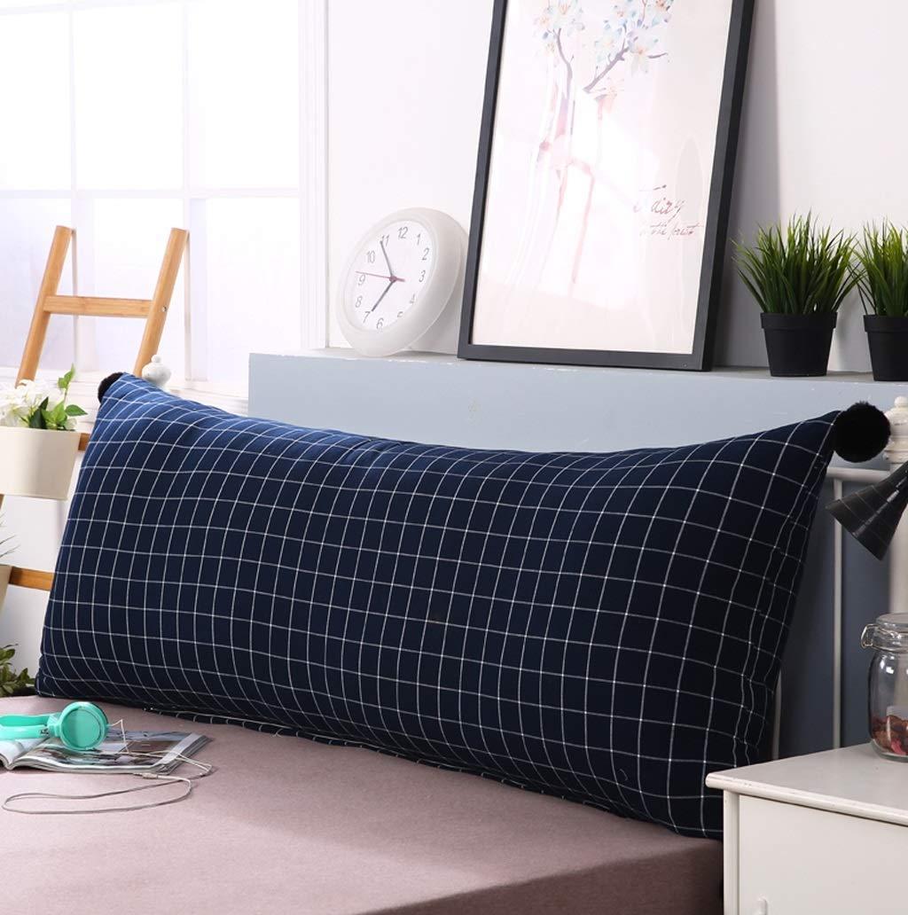 抱き枕 横向き寝枕 柔らかい だきまくら 気持ちいい 昼寝枕 腰枕 ごろ寝クッション カバー洗える (PATTERN : 1, Size : 180*55cm) B07QZXCNVS