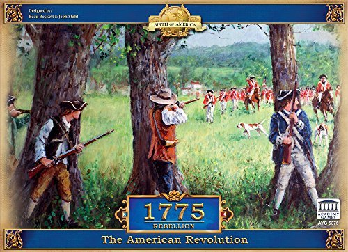 1775 - Rebellion (Loyalist And Patriots In The Revolutionary War)