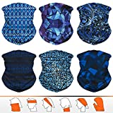 JOEYOUNG Headwear, Bandana, Neck Gaiter, Head Wrap, Headband for Men and Women,...