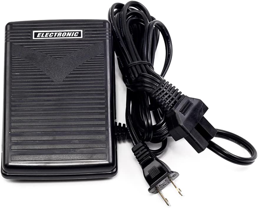 YICBOR Foot Control Pedal W//Cord for Singer 132Q 140Q 1019#30990