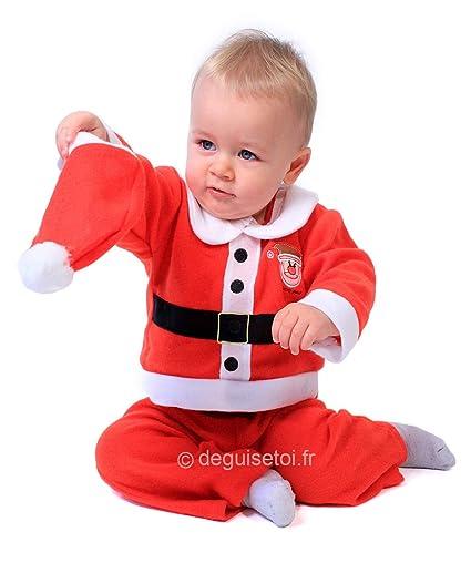 Disfraz de bebé Noel para niño 12 meses (80): Amazon.es ...