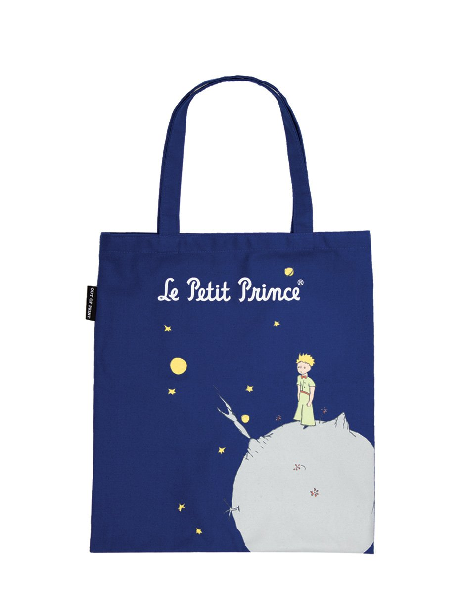 and Bibliophiles Readers Out of Print Literary and Book-Themed Canvas Tote Carrying Bag for Book Lovers