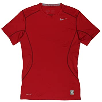 84930f895fc27 Nike Core Fitted Ss Top 2.0 Mens Style: 449787-649 Size: S: Amazon.ca:  Beauty