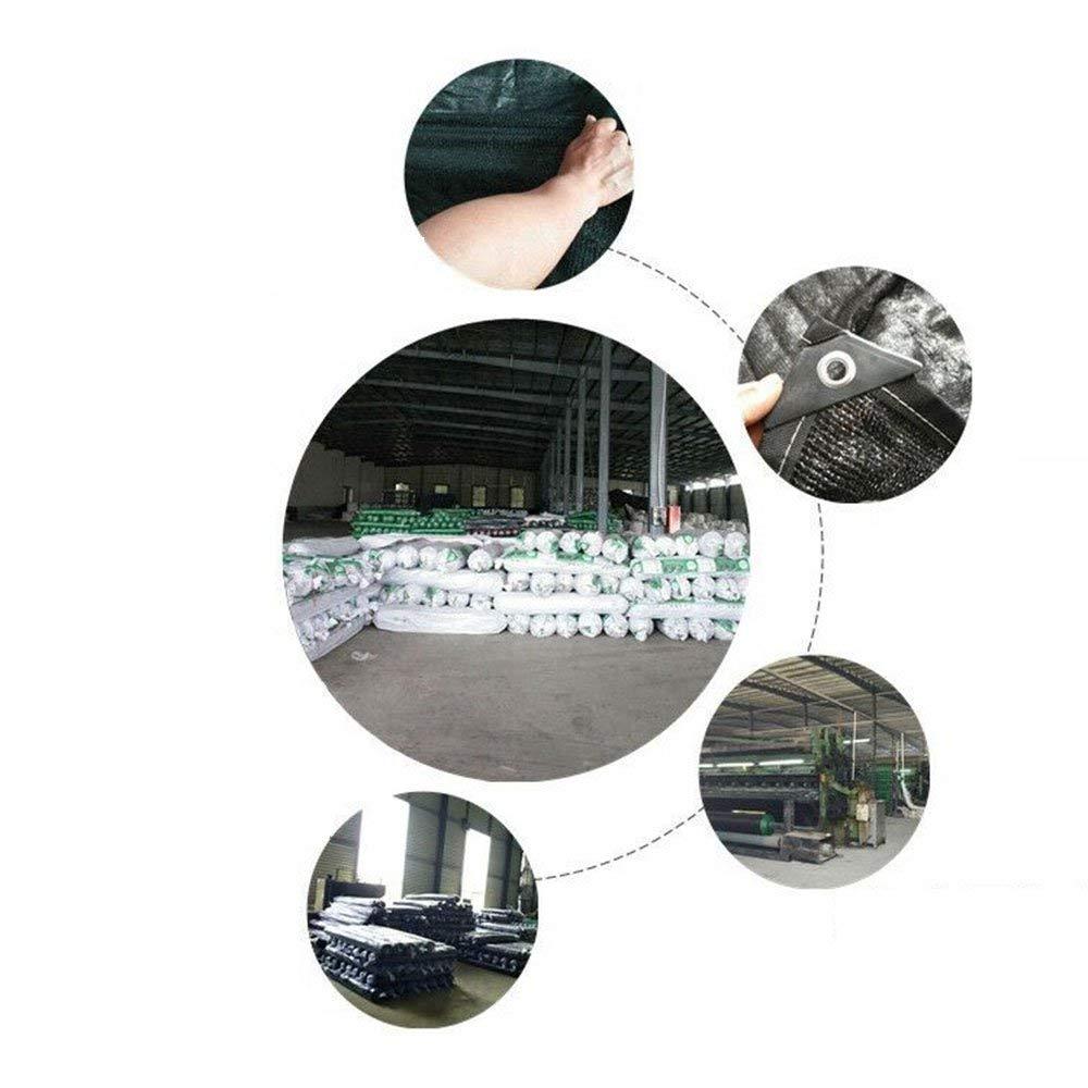 JINSH Regenschutztuch, Regenschutztuch, Regenschutztuch, wasserdichtes Schattierungsnetz, 8-Pin-Verschlüsselungsisolierung, Sonnenschutznetz, Autobalkon, Dach, Sonnenschutzbeschattung (Farbe   schwarz, Größe   3  8m) B07PZWPG6T Zeltplanen Moderne und stilvolle Mode 6c2c45