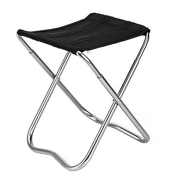 Camping-möbel Bo-camp Mini Campinghocker Alu Klapphocker Angel Hocker Sitz Falthocker Klappbar Niedriger Preis