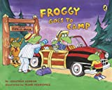 img - for Froggy Goes to Camp book / textbook / text book
