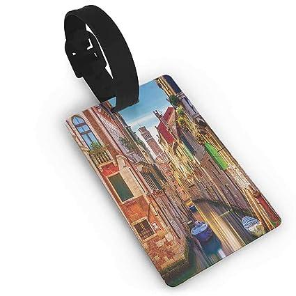 Amazon.com | Personalized European, Venice Cityscape Narrow ...