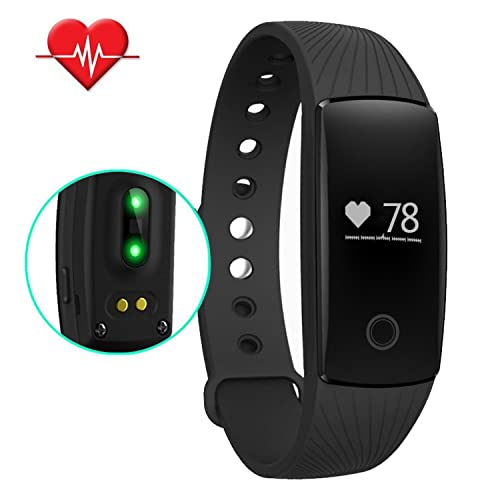 BIGFOX Fitness Tracker Smart watch Activity Tracker Heart Rate Monitor Bracelet Pedometer Sleep Monitor Calorie Step Counte