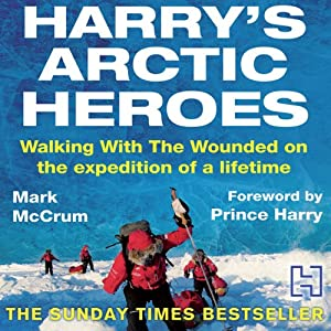 Harry's Arctic Heroes Audiobook
