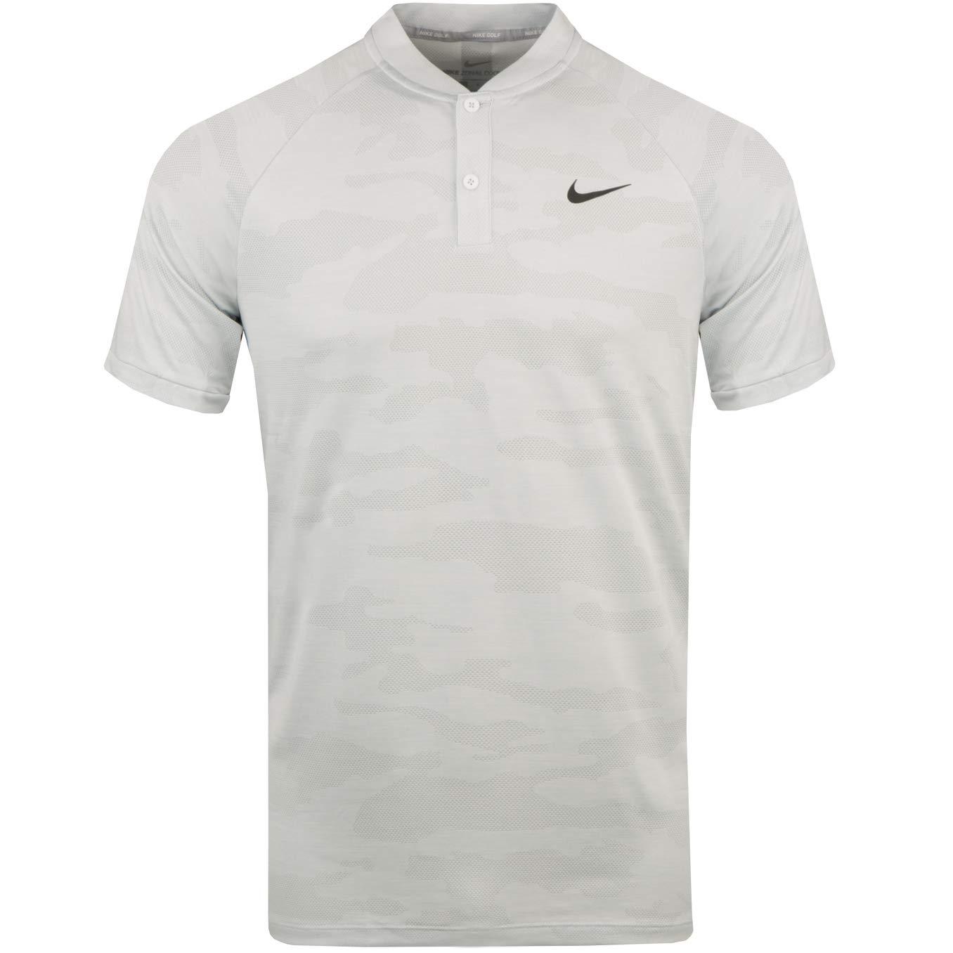 Nike TW M NK Vapor ZNL CL Polo Camo - Polo, Hombre, Blanco(White ...