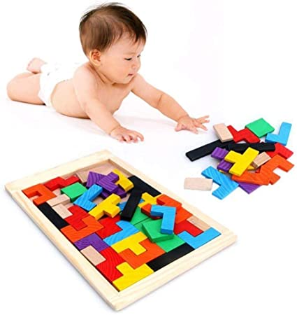 Wooden Scale Balance Toys For Kids Game Educational Math Toy Child Learning LI