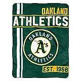 Oakland Athletics The Northwest Company 46 x 60 Walk Off Micro Raschel Throw Blanket