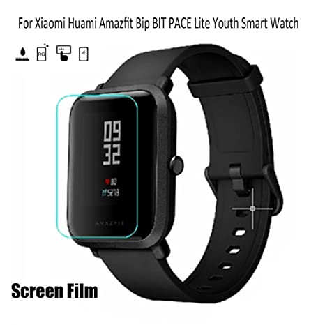 VNEIRW - Protector de pantalla para reloj inteligente Xiaomi Amazfit Sport Smartwatch (antirrasguños)