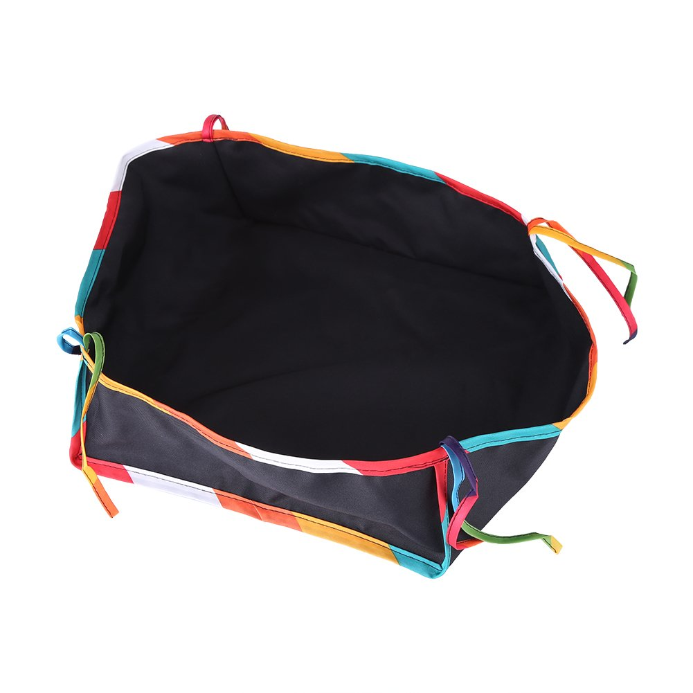 Passeggino Passeggino Carrello inferiore impermeabile Passeggino Passeggino Shopping Bag Custodia Organizer Borsa Rete accessori Organizzatore Zerodis