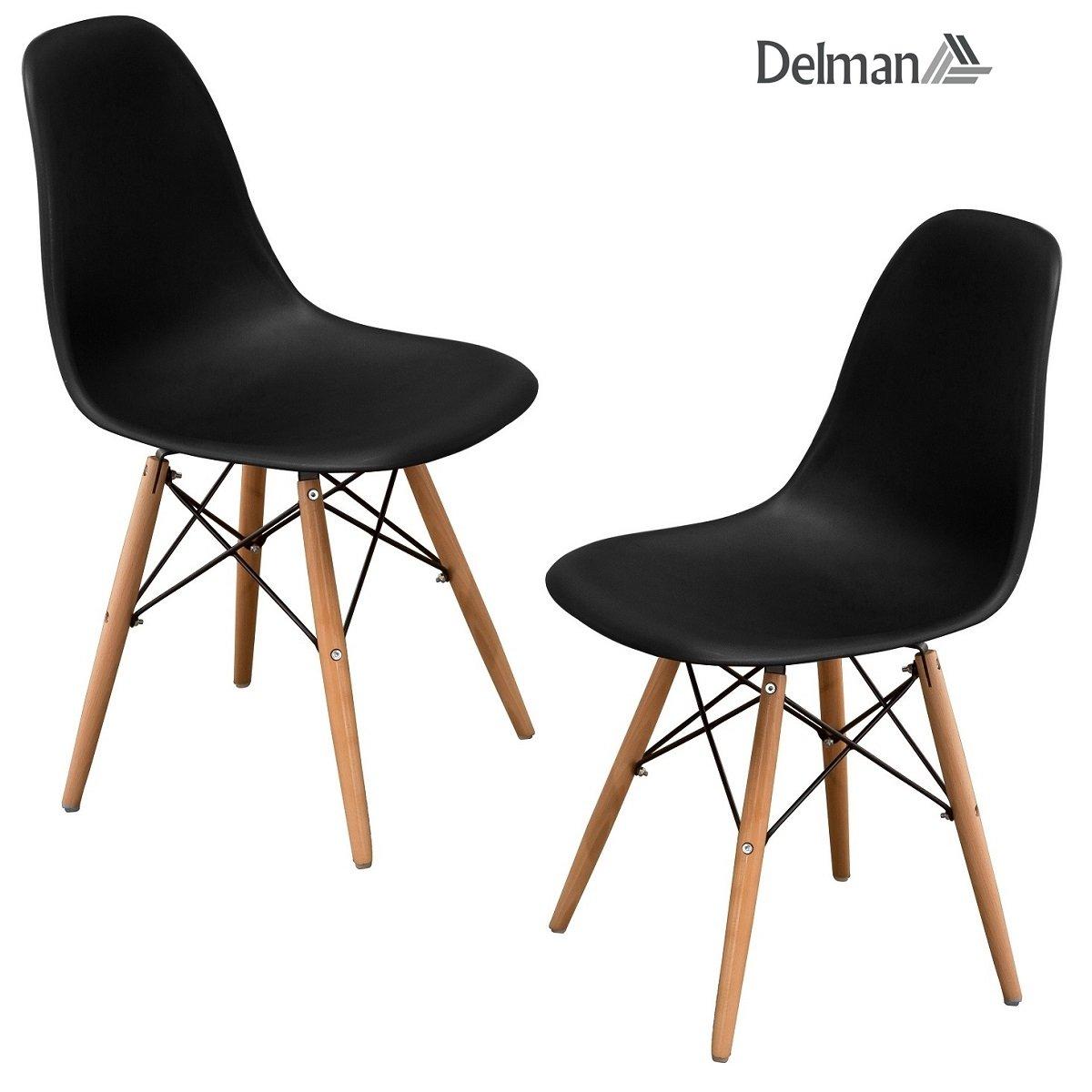 Delman Esszimmerstuhl Esszimmerstühle Wohnzimmerstühle ...