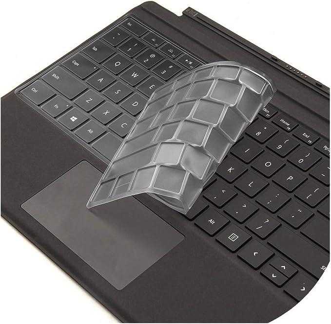 Membrana del Teclado For Microsoft Surface Pro 3 4 5 6 12.3 ...