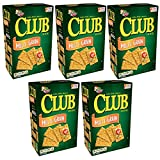 Keebler Club Snack Crackers (Multi-Grain, Pack of 5)