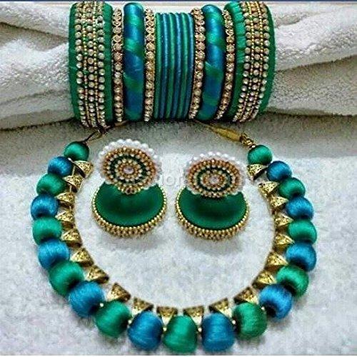 94c3ff21f Lakshmi's Handmade Jewellery | Amazon Handmade