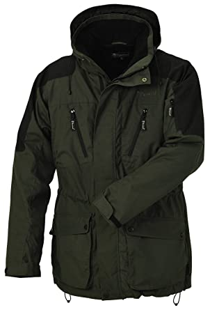 Pinewood Idaho - Chaqueta para Hombre, tamaño S, Color Negro: Amazon ...