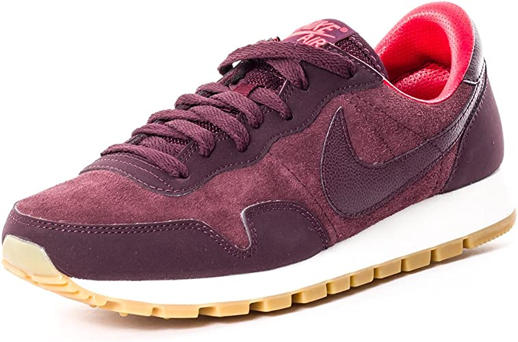 Nike Air Pegasus 83 Leather, Sneakers Basses femme Marron