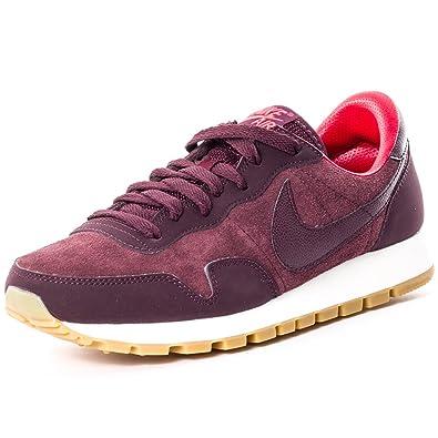 énorme réduction 88530 fff32 Nike Air Pegasus 83 Leather, Baskets Basses Femme