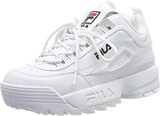 Fila Disruptor Low Wmn, Zapatillas para Mujer: Amazon.es: Zapatos ...