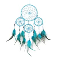 AWAkingdemi Handmade Dream Catcher Feathers Wall Hanging Decoration Ornament